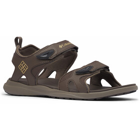 Columbia 2 Strap Sandals Men cordovan